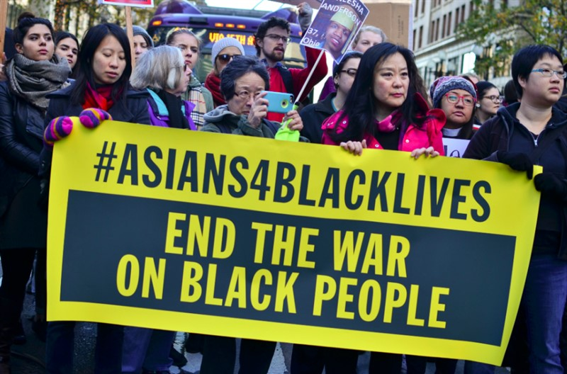 Asian Americans & Pacific Islanders are American Socialists