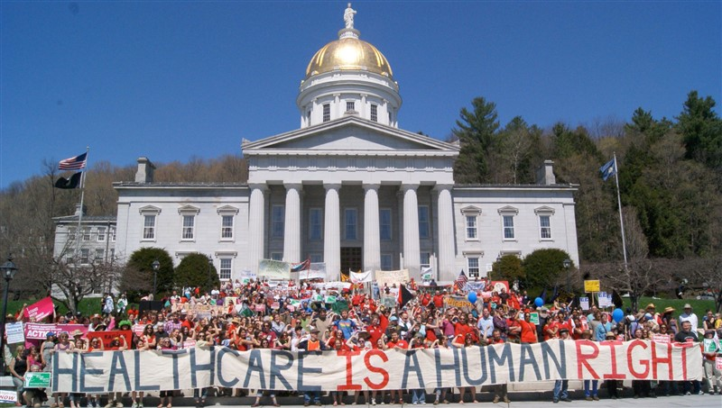 universal health care is socialism Even without a universal health care program in place, the federal government   the socialist country passed the canadian heath act in 1984 which mandated.
